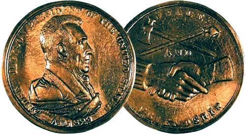 """""""Andrew Jackson"""", 1829"""
