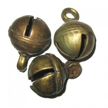 Alte Bronzeschellen, ø45mm