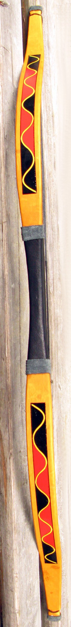 Fiberglasbogen-Plainstyp