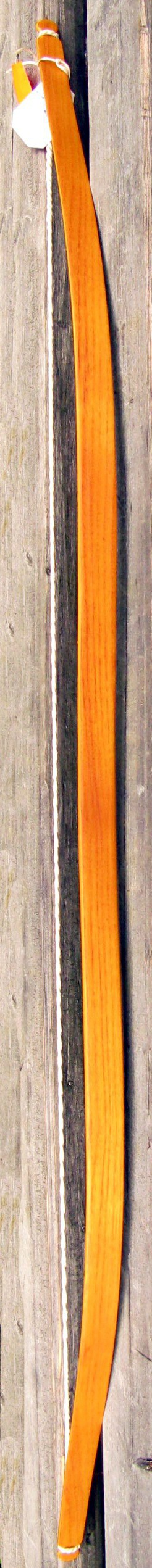 Indianerbogen-Plainstyp Osagebogen-Selfbow