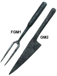 Fleischgabel - 19cm