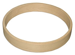 Holzrahmen für Trommelbau /45 cm