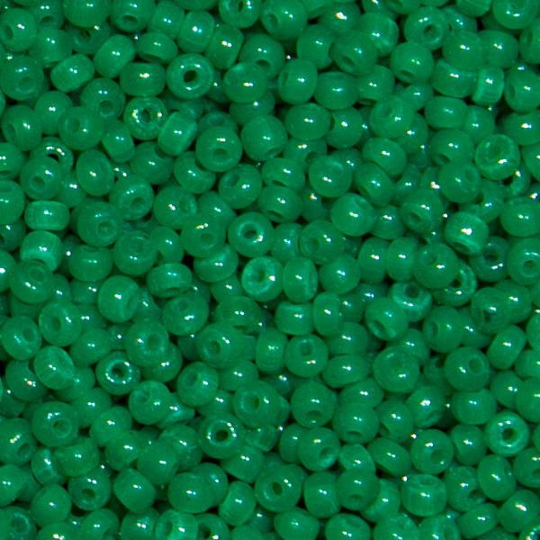 Ponybeads (Stickperlen). Alte Farben, Greasy Green 100gr