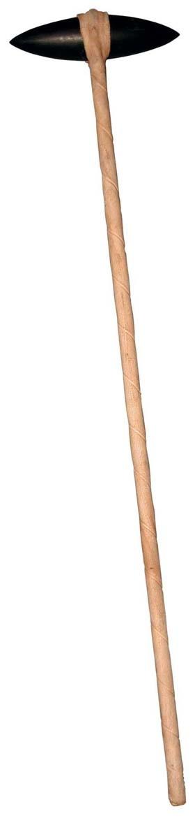 Steinkeule, unverziert