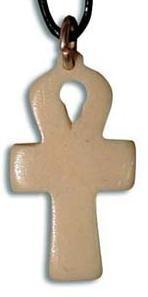 Amulett aus Bein