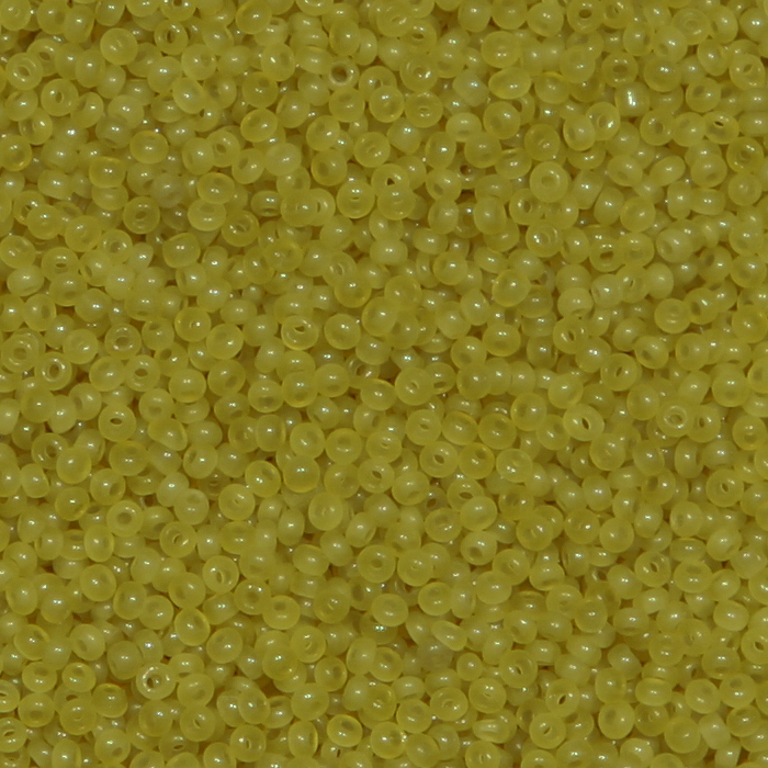 Alte Farben, Greasy Yellow 11/0 - 250g